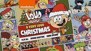 A Very Loud Christmas Main Menu