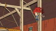 S03E11A Zach hitting a pole