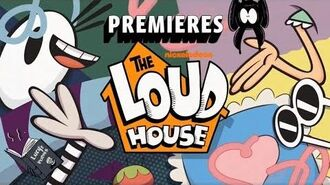"""The Loud House """"A Grave Mistake Leader of the Rack"""" promo 3 - Nickelodeon"""