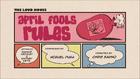 April Fools Rules