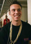 Logic-backstage-at-Verge-Campus-Tour-in-Orlando-Florida-in-April-2014