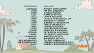 Creditos de doblaje The Loud House PTBR (S320-1)