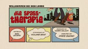 Die Spass-Therapie