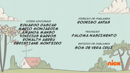 Creditos de doblaje The Loud House PTBR (S117-2)