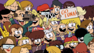 S3E03A The Loud family cheering