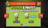 The Loud House Germ Squirmish Instrucciones 1