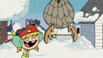 S2E01 Lana finally caught a reindeer (Luan)