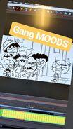 Gang moods AC SB