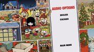 A Very Loud Christmas Audio Options
