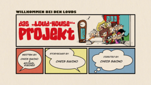 Das Loud-House-Projekt