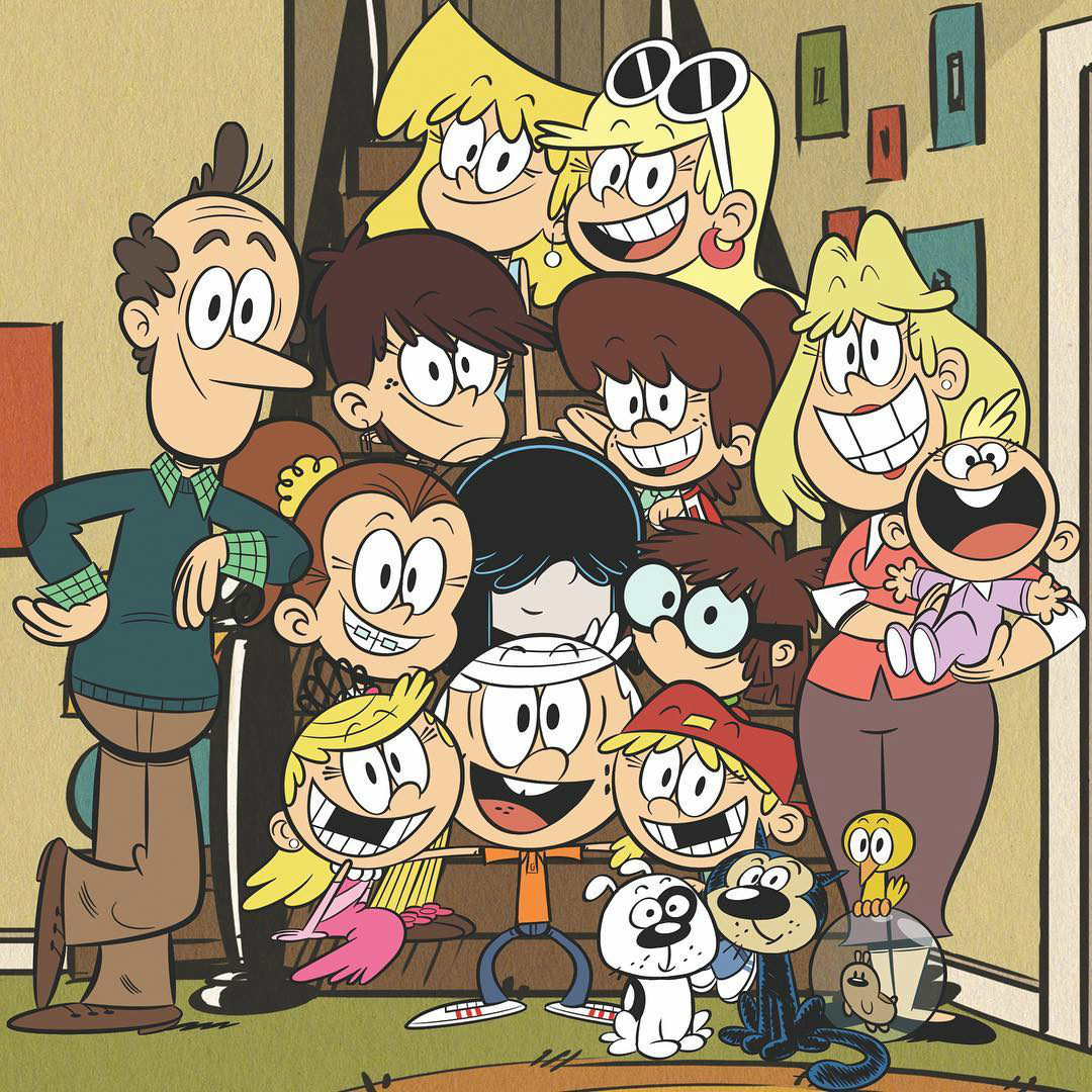 Keluarga Loud The Loud House Wikia