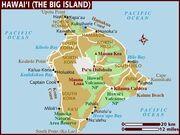 Map of hawaii---the-big-island