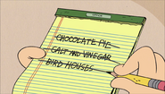 S1E19A List of failed ideas
