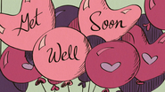 S03E12A Get Well Soon ballons