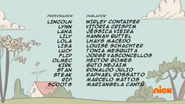 Creditos de doblaje The Loud House PTBR (S222-1)