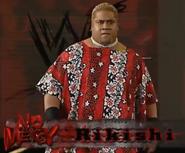 Rikishi Vestido Samoano