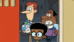S1E09A Clyde's parents