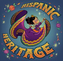 Ronnie Anne - Hispanic Heritage Month 2020