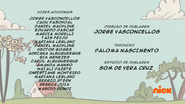 Creditos de doblaje The Loud House PTBR (S305-2)