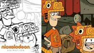 """""""Legends"""" Animatic The Loud House Nick Animation"""