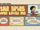 The Spies Who Loved Me