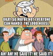 He said it by cartoon admirer-dachwod