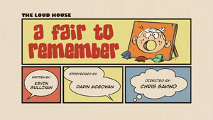 A Fair to Remember