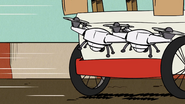 S4E23A Drones pushing the car
