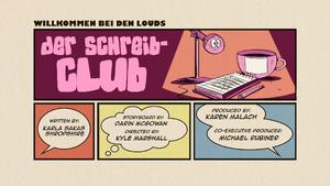 Der Schreibclub