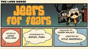 Jeers for Fears Original