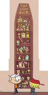 S1E06A Lola's trophy case