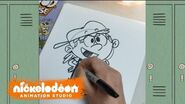 Artists Sessions Jordan Rosato The Loud House Nick Animation Studio