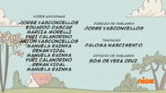 Creditos de doblaje The Loud House PTBR (S309-2)
