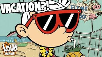 Vacation Problems!? In Tents Debate The Loud House