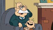 S03 E12B Mr Grouse Wearing Lynn Srs Sweater