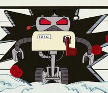 Mr. Reinforced Titanium Alloy Arms