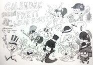 Calendar holiday party by komi114-daakaii