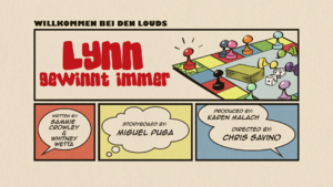 Lynn gewinnt immer