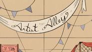 S3E08B Artist Alley