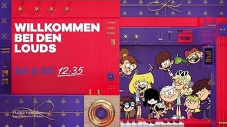 Nickelodeon HD Germany Advent Advert 2018 - The Loud House
