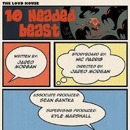 10 Headed Beast Square