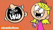 'Listen Out Loud Podcast 3 Lola' The Loud House Nick