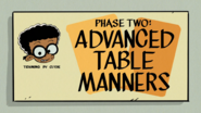 S1E04B Clyde table manners