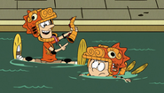 S2E22A Tails can be used as oars
