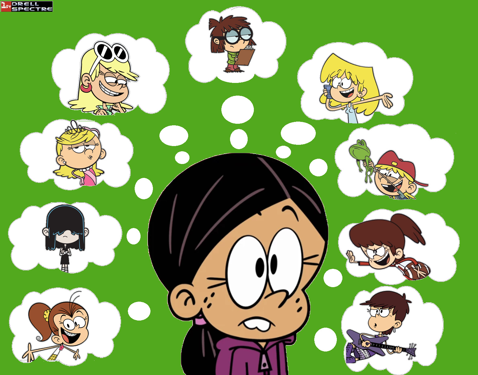 User blog:FirstDrellSpectre/Fanfiction - Bro Tips | The Loud House