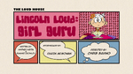 Lincoln Loud Girl Guru