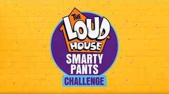 The Loud House - Smarty Pants Challenge September 2020 promo - Nickelodeon