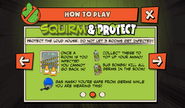 The Loud House Germ Squirmish Petunjuk 2