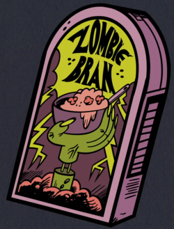 Zombie Bran