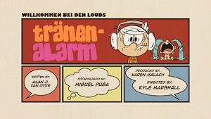 Traenen-Alarm